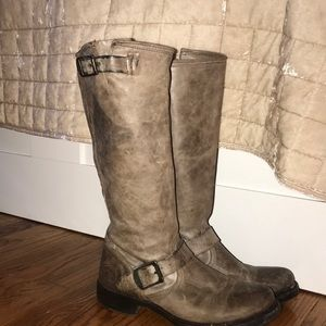 GOOD CONDITION Frye Veronica Slouch boot